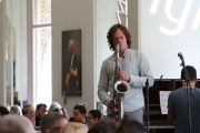 John Martin Tenor saxophone