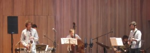 John Martin - The Hidden Notes - London jazz festival 2014