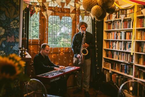 Jazz duo for hire Bath, Bristol & Avon