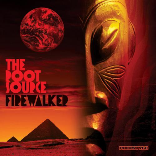 "The Root Source ""Fire Walker"" Freestyle Records, 2010"